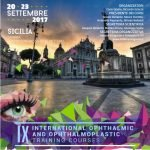 09.2017 | IX International Ophthalmic and Opthalmoplastic Training Courses