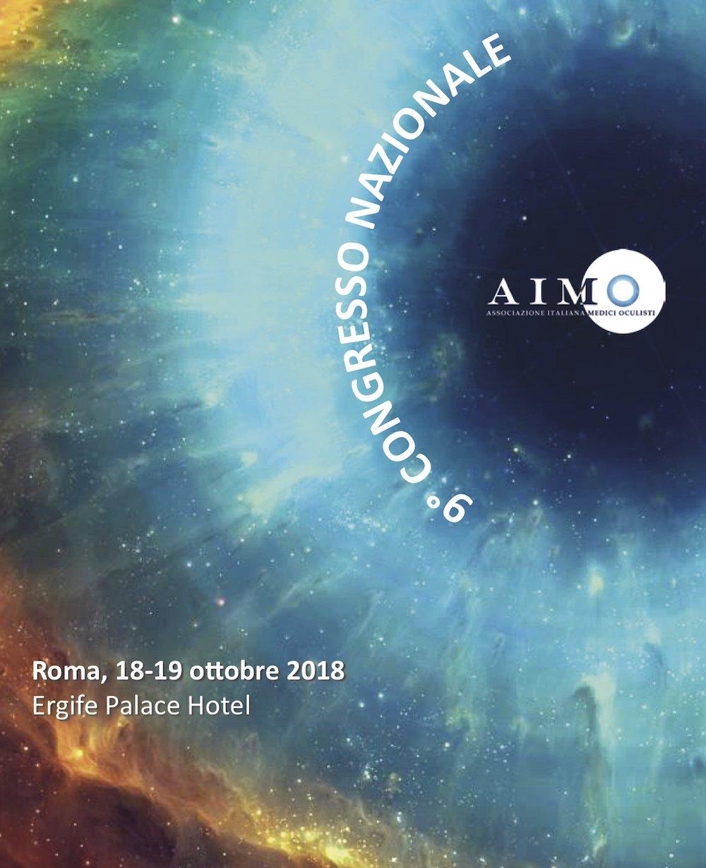 9° Congresso Nazionale A.I.M.O. | 18.10.18 | Roma