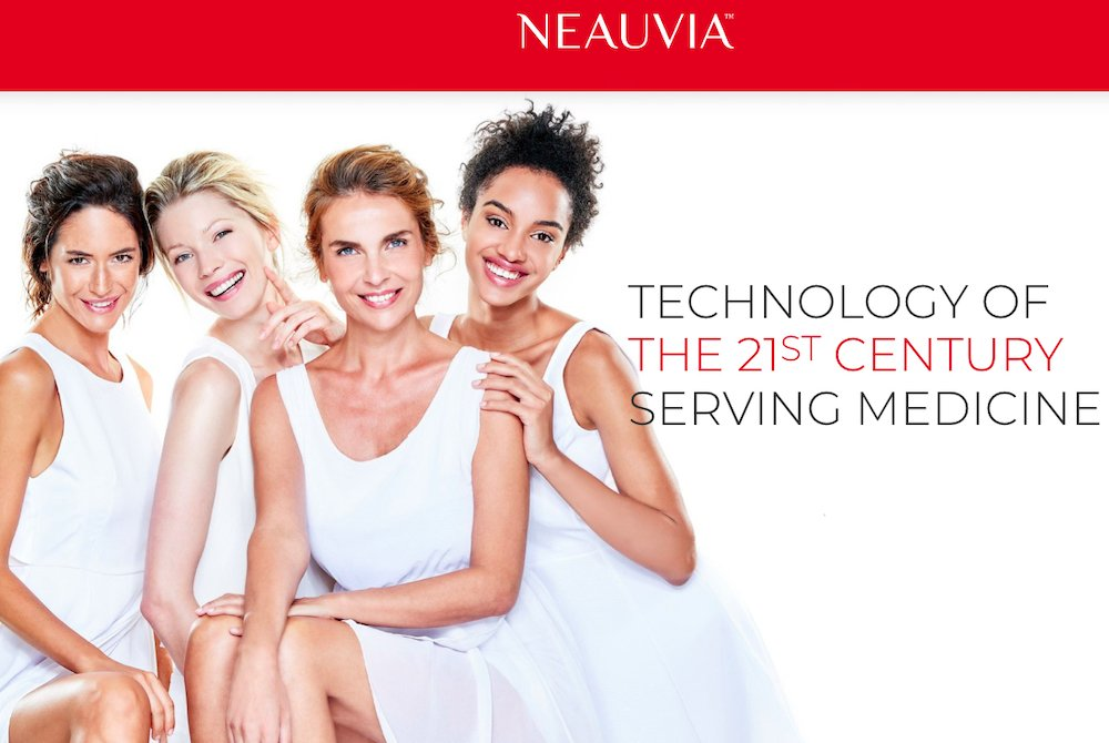 neauvia launch training header